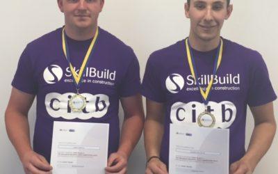 Regional Skill Build Winners
