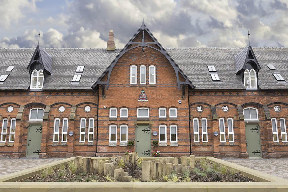Central Lodge, Stewart Park