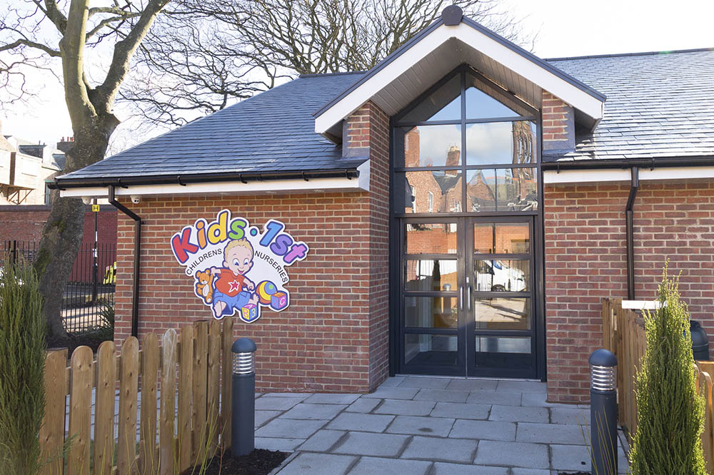 KIDS FIRST NURSERY, SUNDERLAND