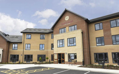 Cleckheaton Care Home Completion