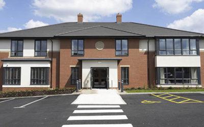 Hucknall Home Completion