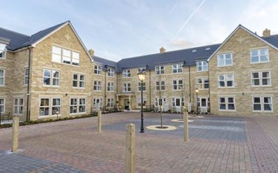 Pudsey Care Home, Completion