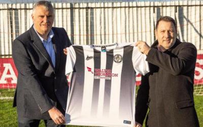 Walter Thompson Sponsors Northallerton Town FC